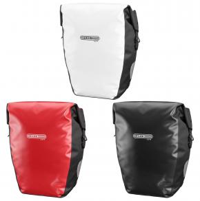 Ortlieb Back Roller City Panniers Pair - Can be quickly converted from a convenient bike pannier into a comfortable backpack