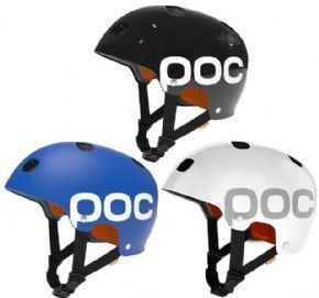 Poc Receptor Flow Helmet - Stays safe and comfortable in place when performing tricks in the park or riding trails