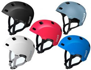 Poc Crane Dirt/ Trail Helmet - Two layers work together to give a progressive stop of the head in the case of impact