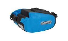 Ortlieb Saddle Bag Ps21 Small 0.8 Litre - Tucks in nicely under the saddle and often functions as protector on bikes without guards