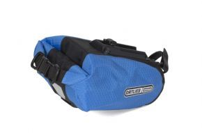 Ortlieb Saddle Bag Ps21 Medium 1.3litre - Tucks in nicely under the saddle and often functions as protector on bikes without guards