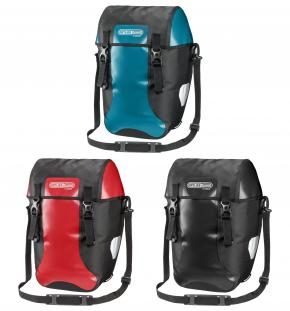 Ortlieb Bike Packer Classic Panniers - Companion at your rear wheel: greater transport comfort stability and safety.