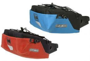 Ortlieb Seatpost Bag Ps36c/ Ps21r 4 Litre - The integrated mounting allows quick change from bike to bike