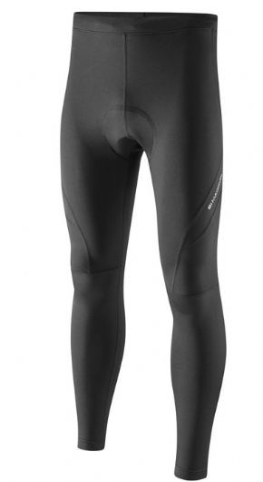 Madison Peloton Tights With Pad - Brushed Roubaix Lycra is super comfortable and toastie warm