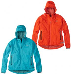 Madison Flux Super Light Womens Waterproof Softshell Jacket  2016 - Flux super light softshell is a superb year round barrier from the elements