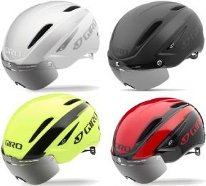 Giro Air Attack Shield Aero Helmet 2017 - Lightweight compact and extremely efficient aerodynamic design that slices through air.