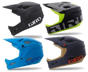 Giro Cipher Full Face Helmet  2017 - Altogether it's a new level of performance for a new era of trail riding