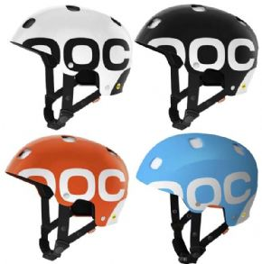 Poc Receptor Backcountry Mips Helmet - Especially developed for North Shore Slick Rocks or any freeride occasion