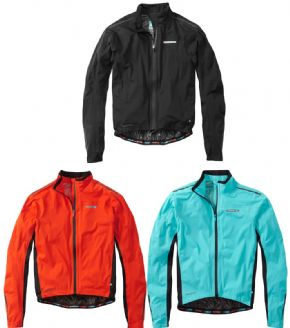 Madison Roadrace Premio Waterproof Jacket - The tailored fit is designed with professional cyclists to ensure a streamlined finish