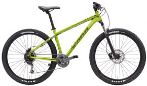 Kona Blast  Mountain Bike 2017 - Fast rolling 27.5-inch wheels that make mole hills out of mountains