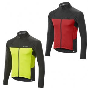 Altura Podium Elite Thermo Shield Jacket  2017 - Retroreflective lower back and centre back pocket panels for increased visibility
