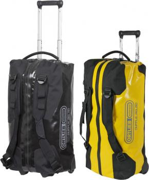 Ortlieb Duffle Rg 60l Travel Bag - Looking for a maximally durable and waterproof travel bag that offers additional comfort?