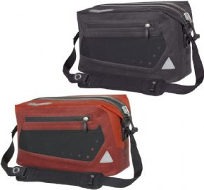 Ortlieb Trunk Bag - Can be conveniently mounted to virtually all commercially available bike rack