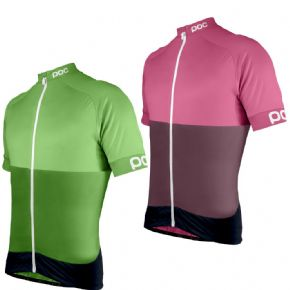 Poc Fondo Classic Jersey - The full-length front zipper and under-arm mesh allow for maximum temperature regulation