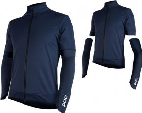 Poc Fondo Elements Jersey  2017 - Wind- proof membrane strategically placed ventilation and removable wind- proof arms