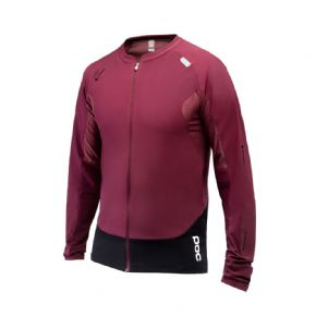 Poc Resistance Pro Enduro Long Sleeve Jersey  2017 - DWR treated lower repels water to keep you dry.