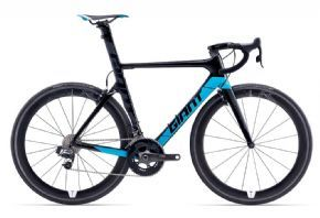 Giant Propel Advanced Sl 0 Road Bike 2017 Medium (ex Display) - Engineered and developed with AeroSystem shaping technology