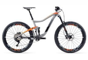 Giant Trance 1 Mountain Bike 2017 Medium (ex Display) - Stay in control even when the trail gets rough.