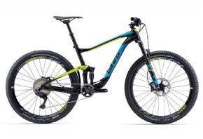 Giant Anthem Advanced 1 Mountain Bike 2017 Medium (ex Display) - Anthem Advanced delivers lighter weight better efficiency and improved control.