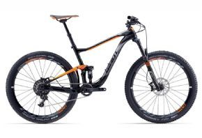 Giant Anthem Advanced 2 Mountain Bike 2017 Medium (ex Display) - Anthem Advanced delivers lighter weight better efficiency and improved control.