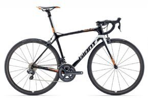 Giant Tcr Advanced Sl 1 Road Bike 2017 Medium (ex Display) - TCR Advanced SL has earned its reputation as the ultimate all-around race bike.