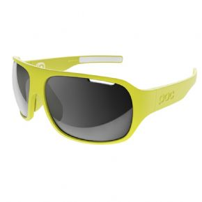 Poc Do Flow Unobtanium Yellow Grey Lens - VPD adapts to the shape of your body but when exposed to impact the material stiffens