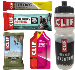 Clif Bar Taster Pack + Free 700ml Water Bottle 2018 - The pinnacle of road competition footwear