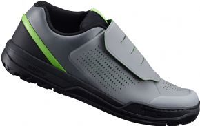 Shimano Gr9 Flat Pedal Mtb Shoes - Durable and lightweight rubber sole for increased traction and walking comfort