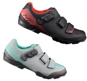 Shimano Me300 Spd Mtb Shoe - Durable and lightweight rubber sole for increased traction and walking comfort