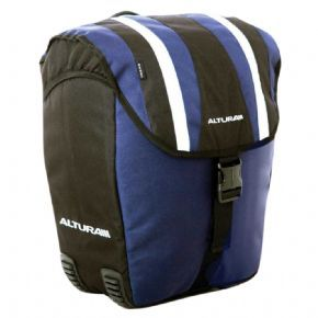 Altura Urban 20 Dryline Pannier - DURABLE P-TEC FABRIC WITH PADDED CONSTRUCTION