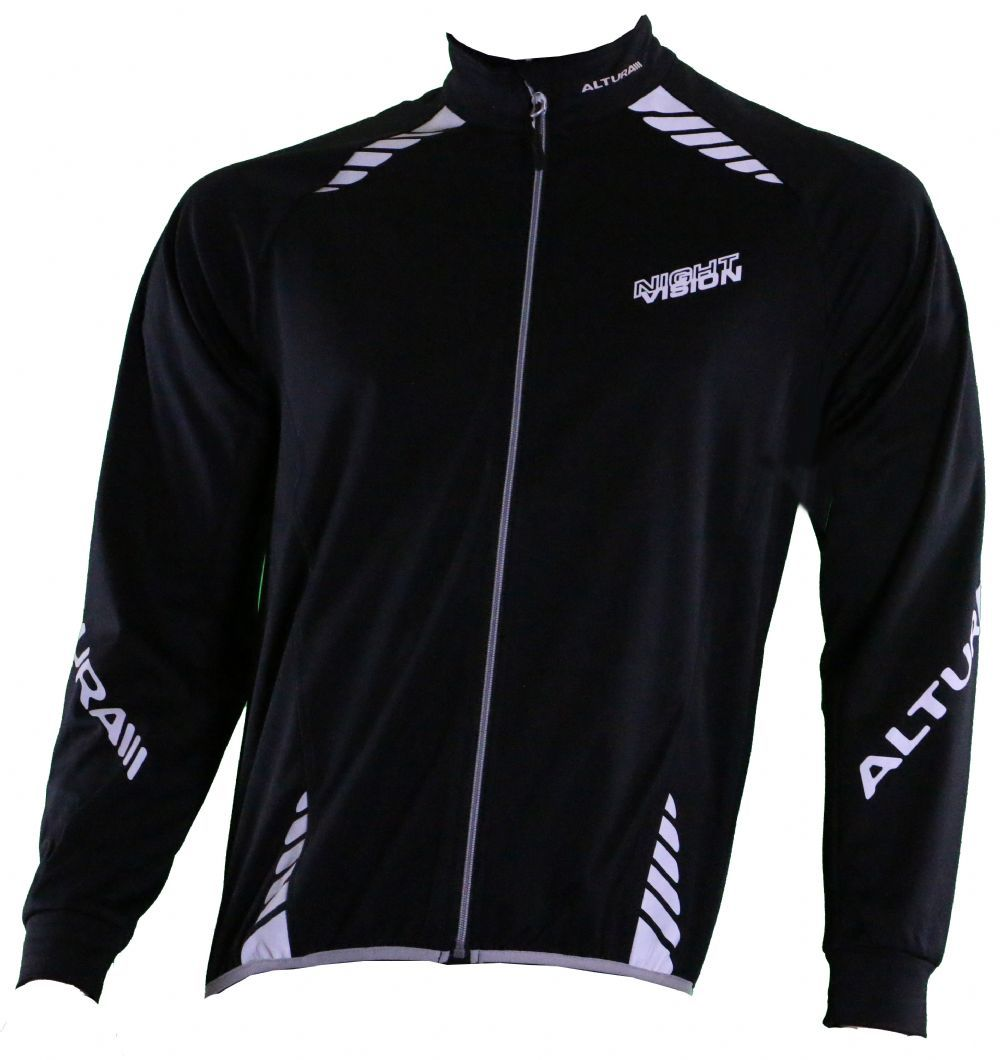 Altura Night Vision Windproof Cycling Jacket