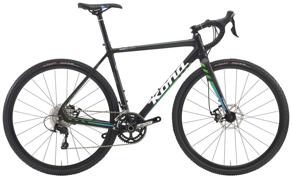 Kona Jake The Snake Carbon 2016 Cx Bike