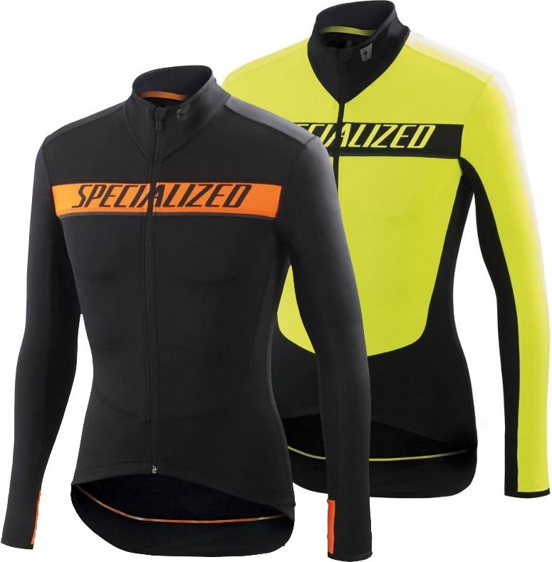Specialized Element Sl Race Ls Jersey  2016