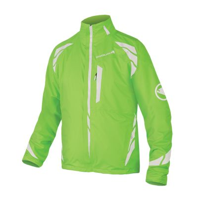 Endura Luminite 4 In 1 Waterproof Jacket